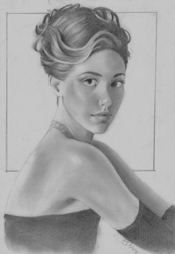 Emmy Rossum by BillyJean